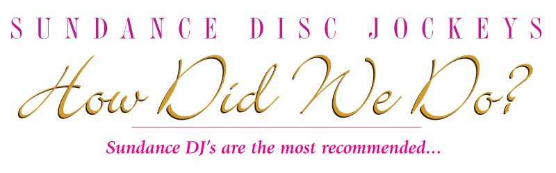 We are the Most Recommended DJ Service in the Owen Sound, Grey & Bruce and Collingwood Areas